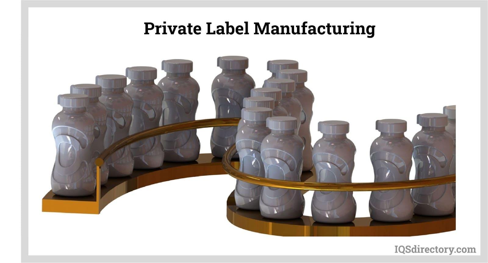 Private Label Manufacturing
