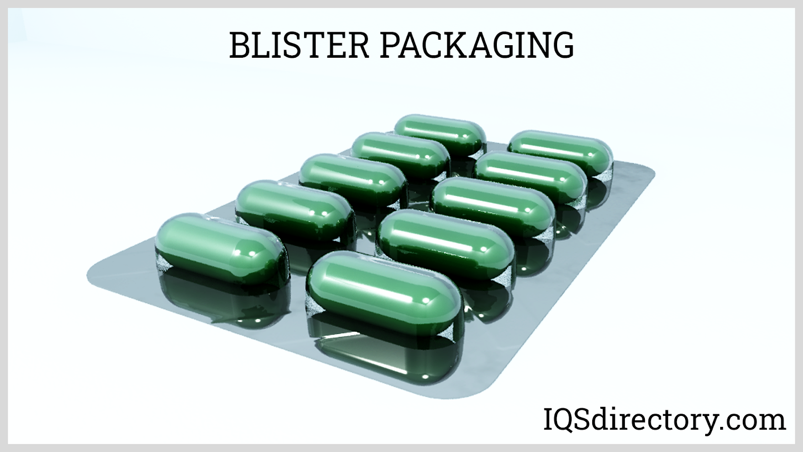 Blister Packaging