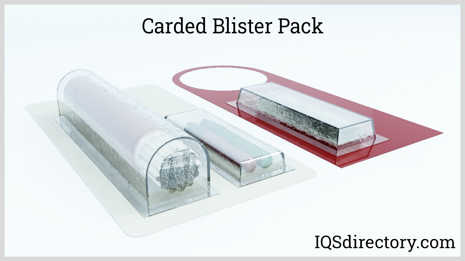 Carded Blister Pack