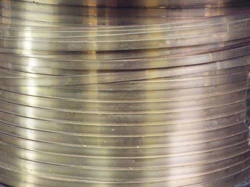 Beryllium Bronze Coils