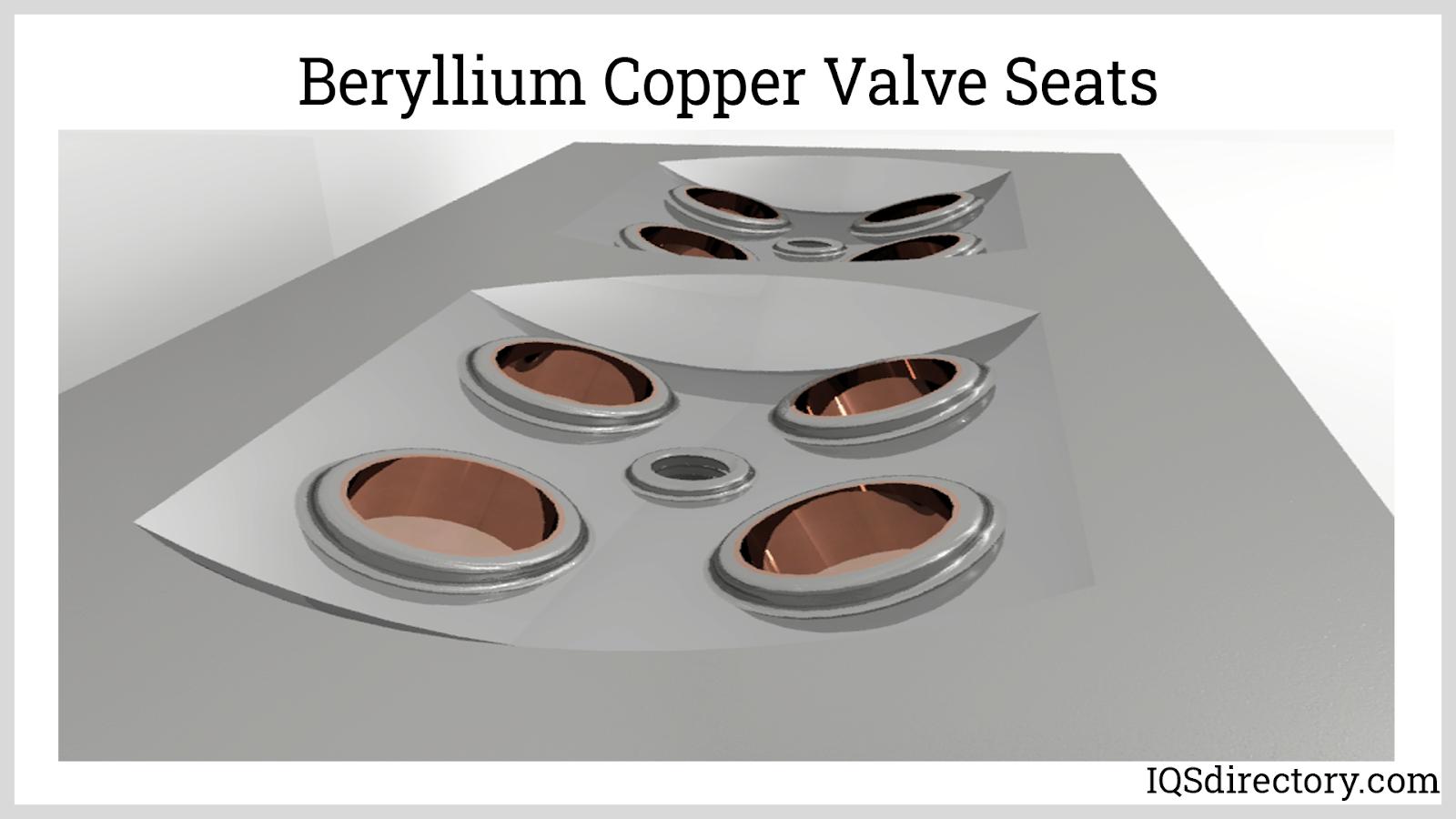 Beryllium Copper Valve Seats