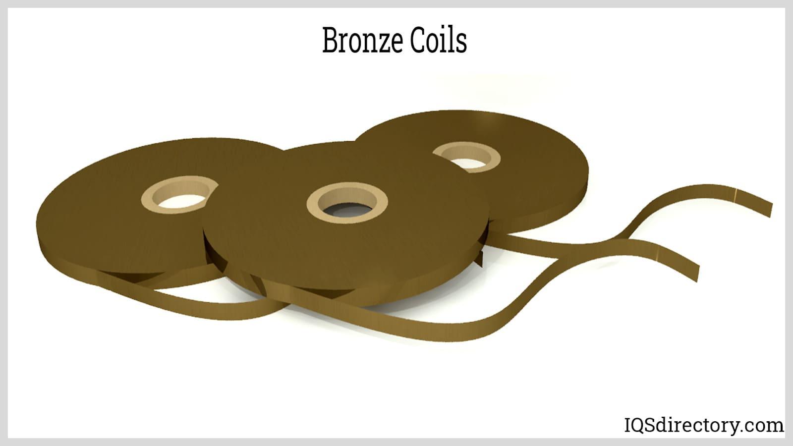 Bronze Coils