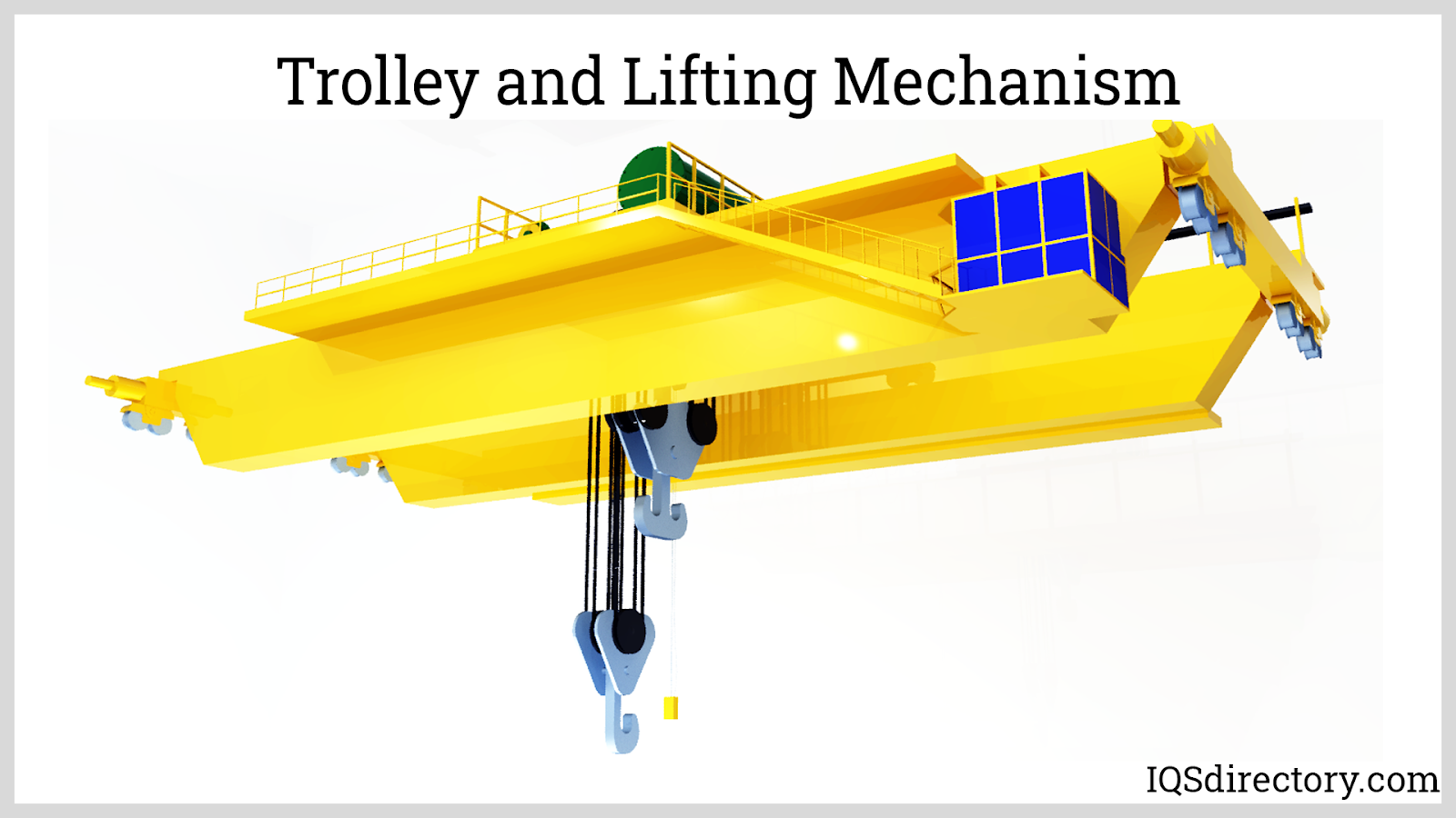Trolley and Lifting Mechanism