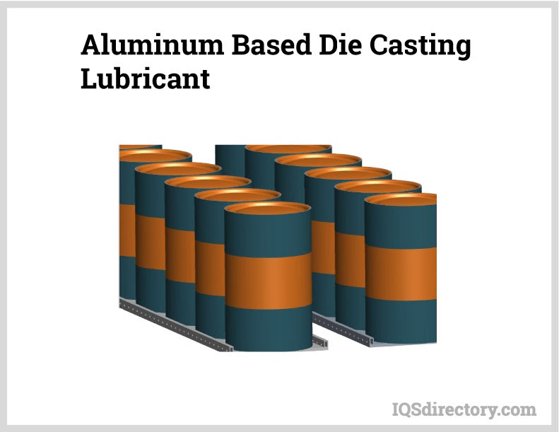 Aluminum Based Die Casting Lubricant