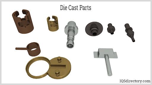 Die Cast Parts