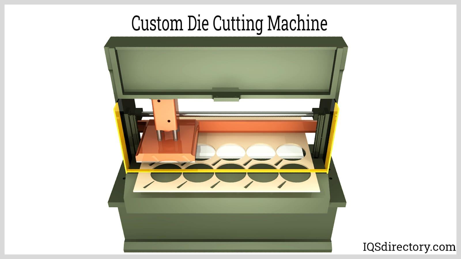 Custom Die Cutting Machine