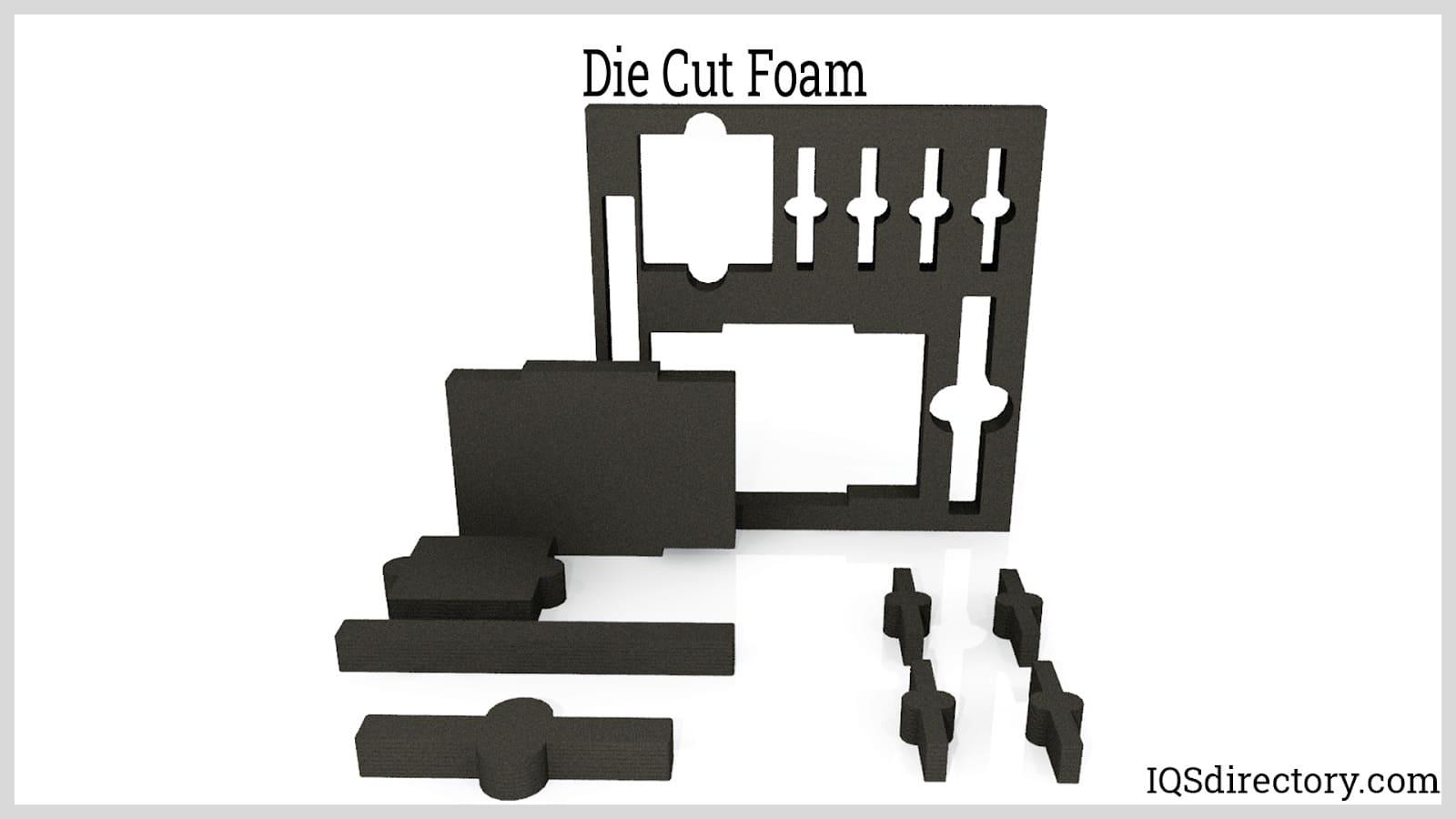 Die Cut Foam
