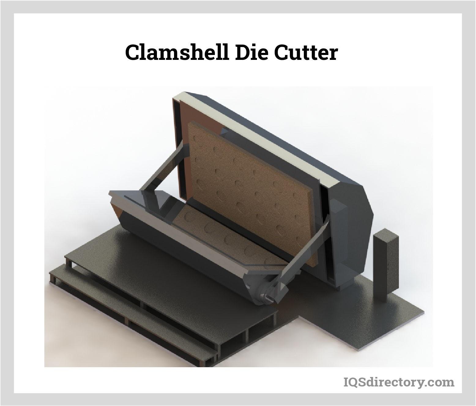 Clamshell Die Cutter