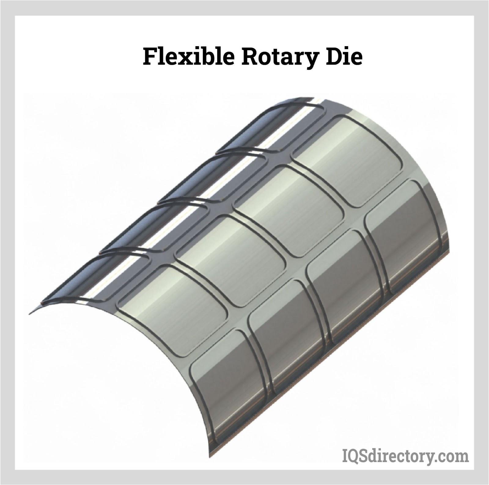Flexible Rotary Die