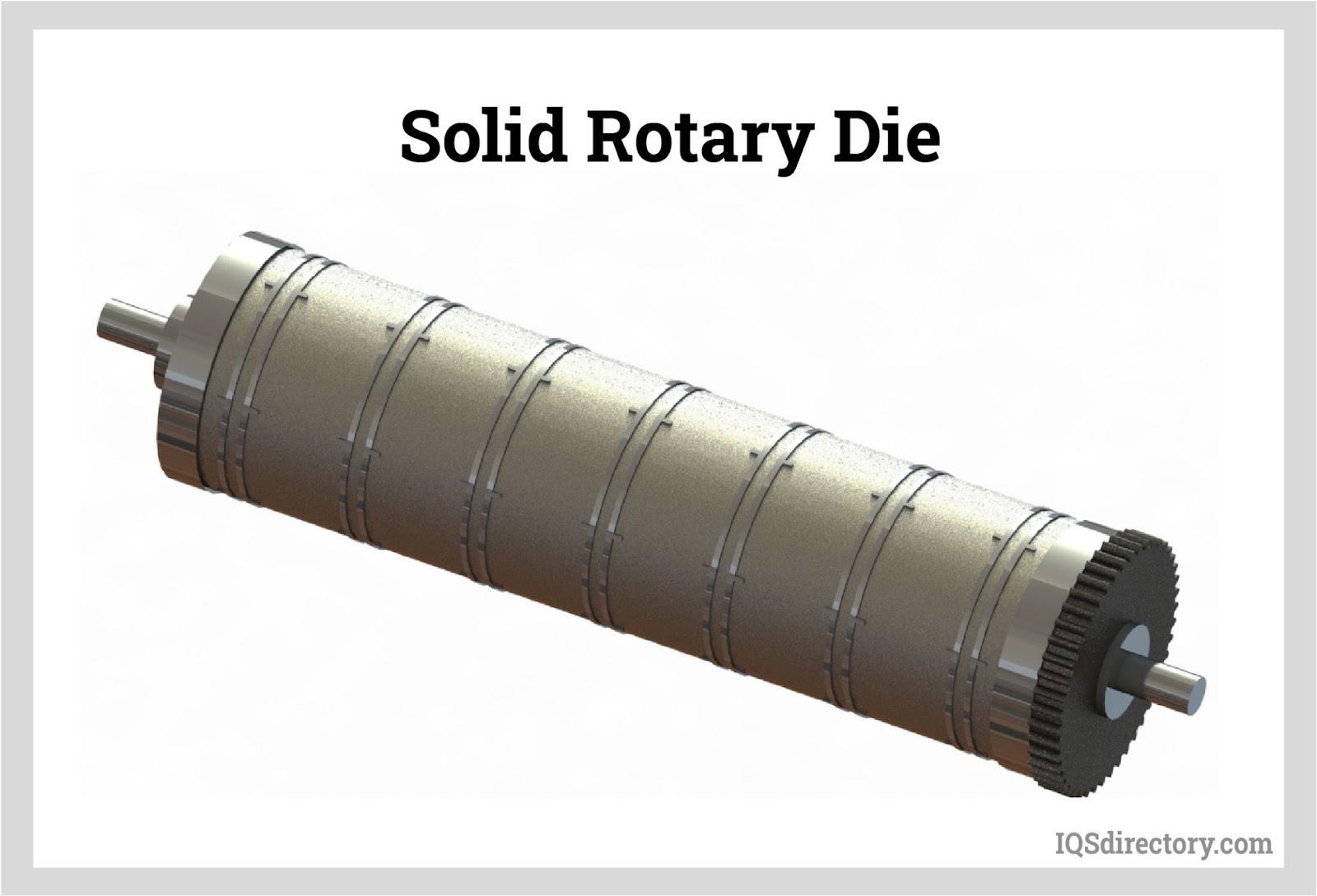 Solid Rotary Die