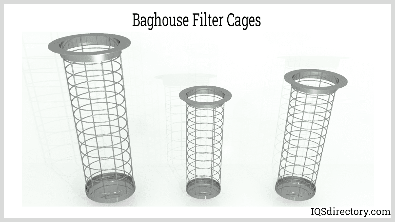 Baghouse Filter Cages