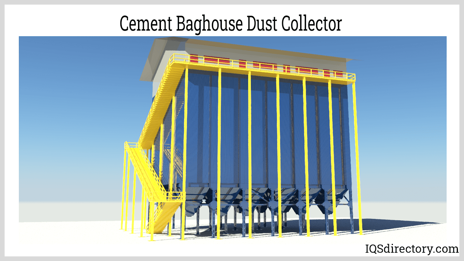 Cement Baghouse Dust Collector