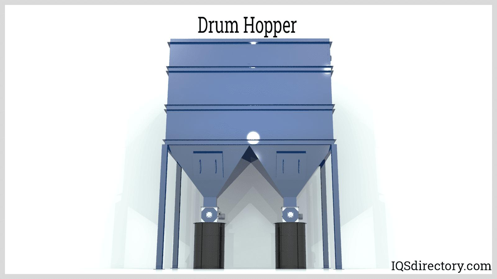 Drum Hopper