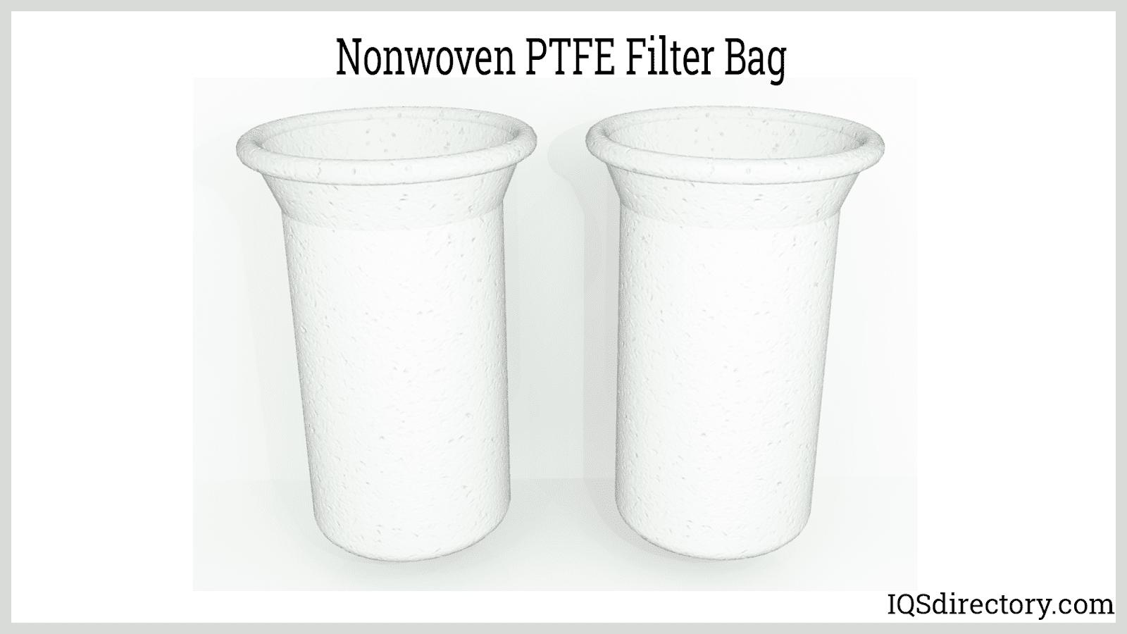 Nonwoven PTFE Filter Bag