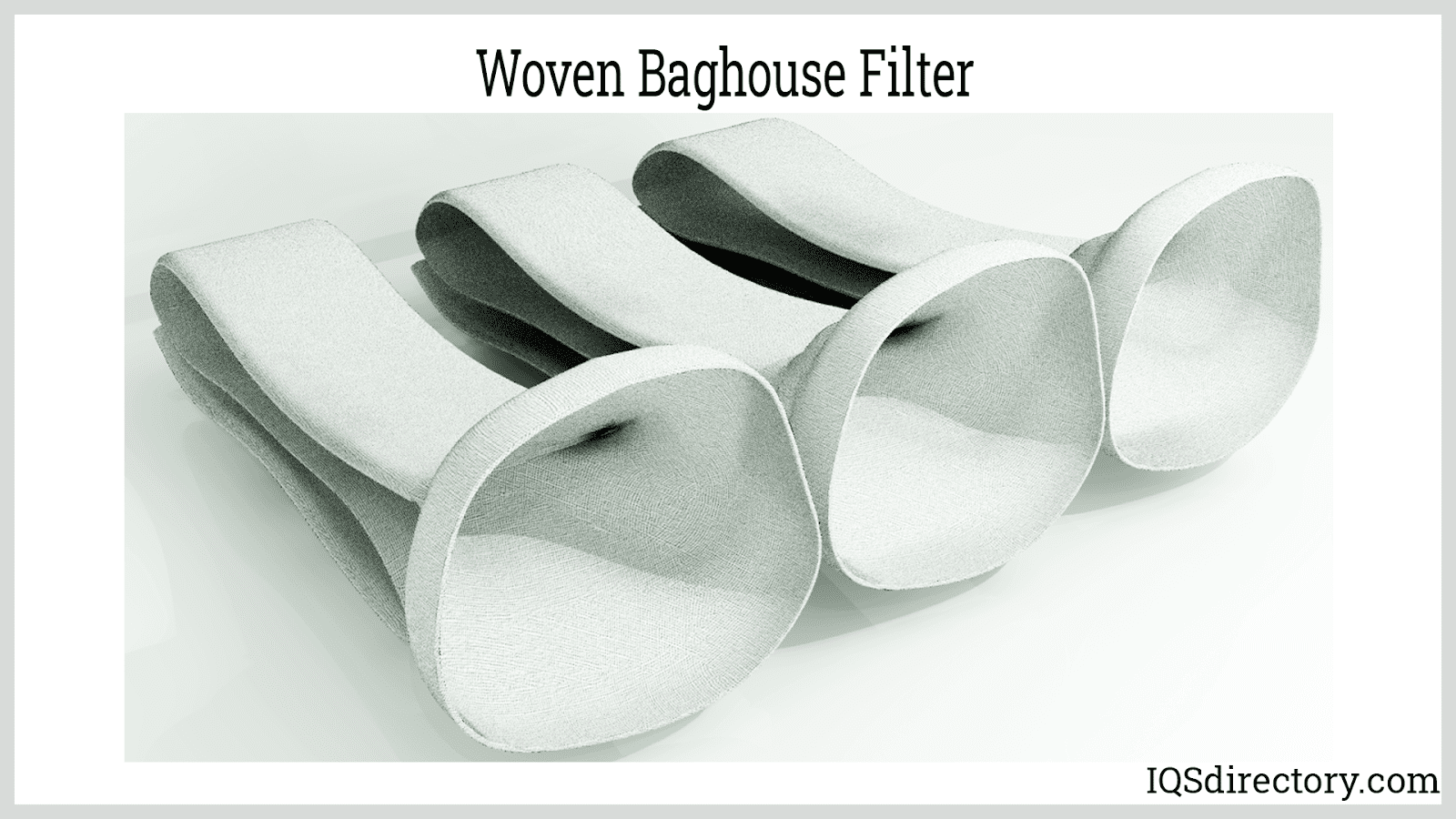 Woven Baghouse Filter
