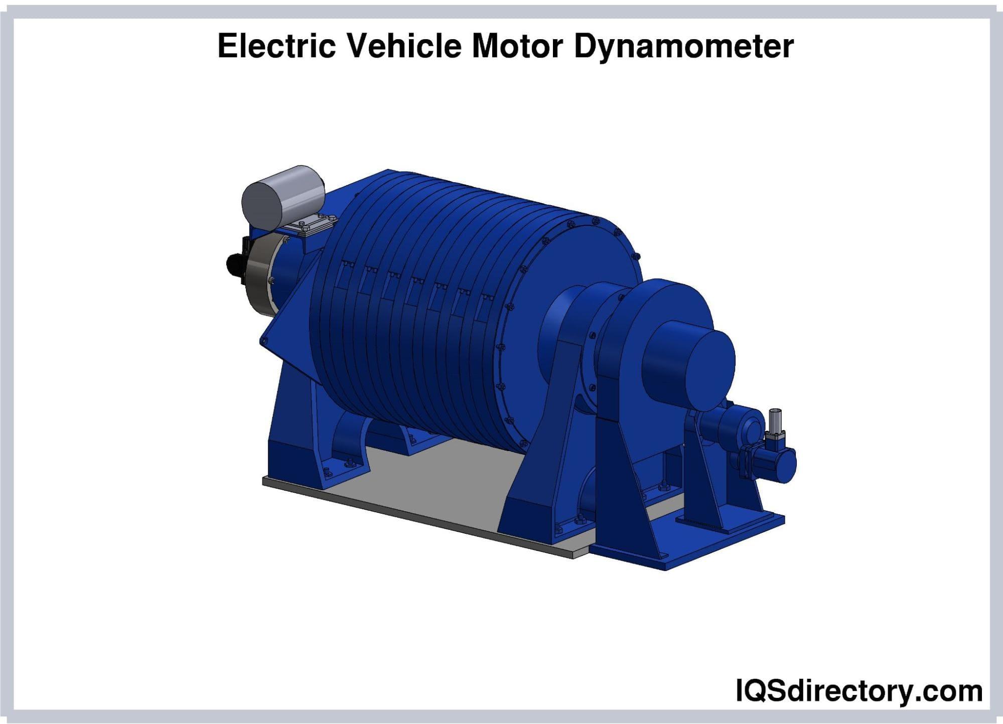 Electric Vehicle Motor Dynamometer