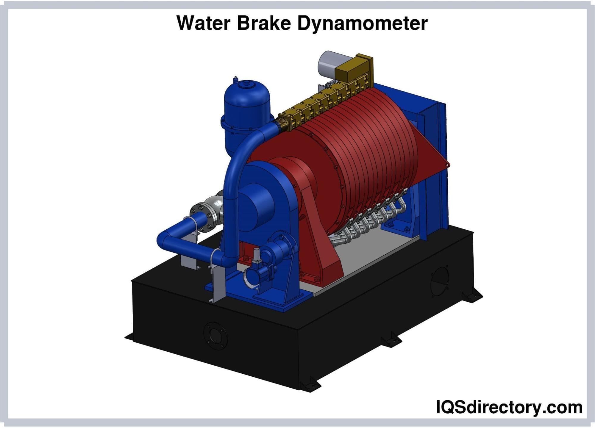 Water Brake Dynamometer