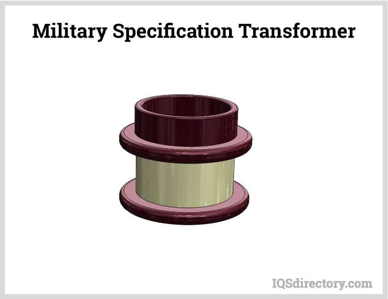 Military Specification Transformer