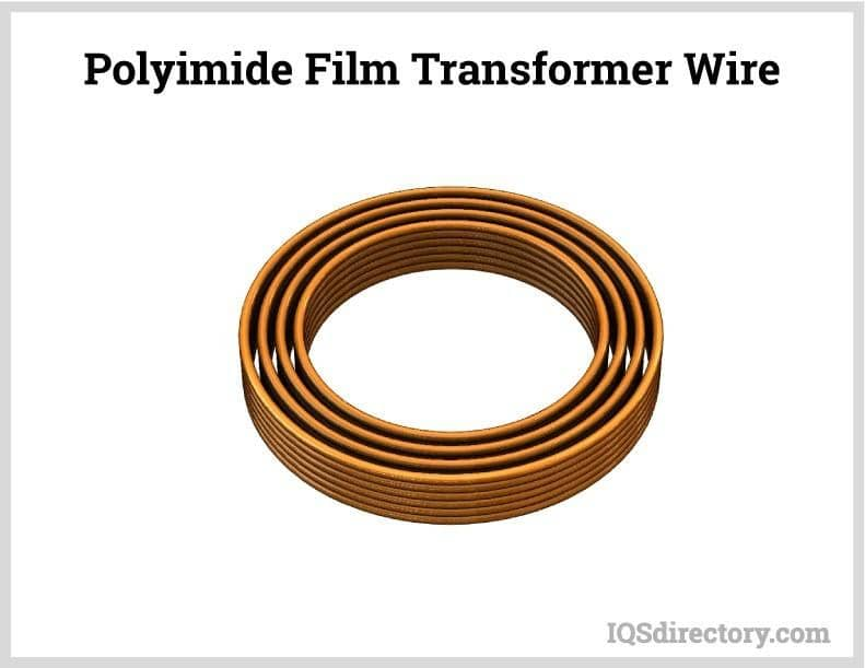 Polyimide Film Transformer Wire