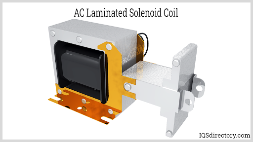 AC Laminated Solenoid Coil