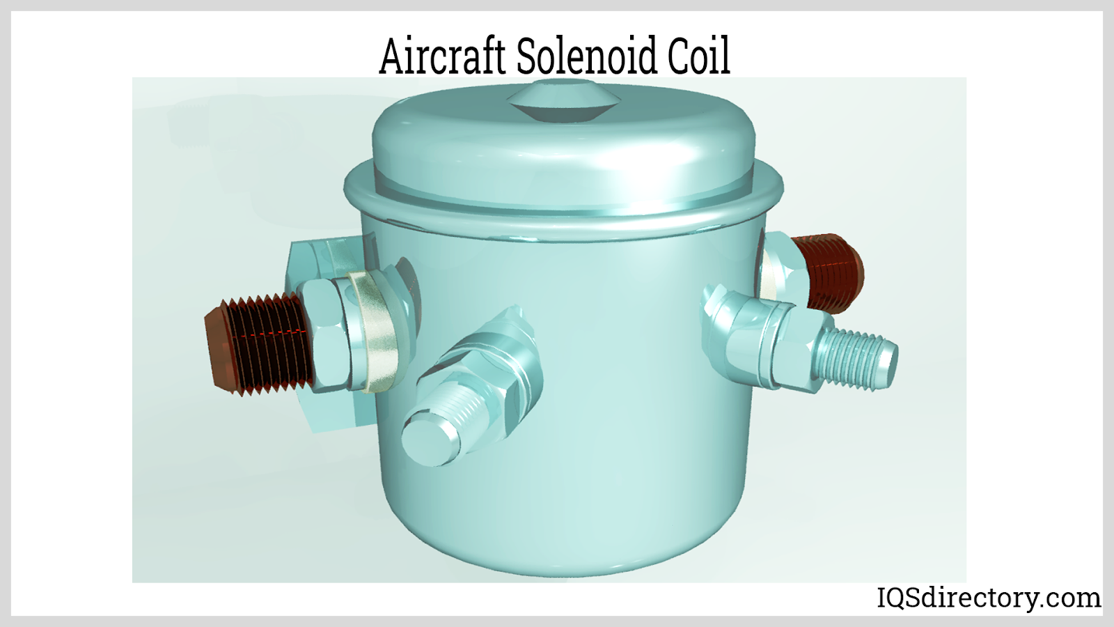 Aircraft Solenoid Coil