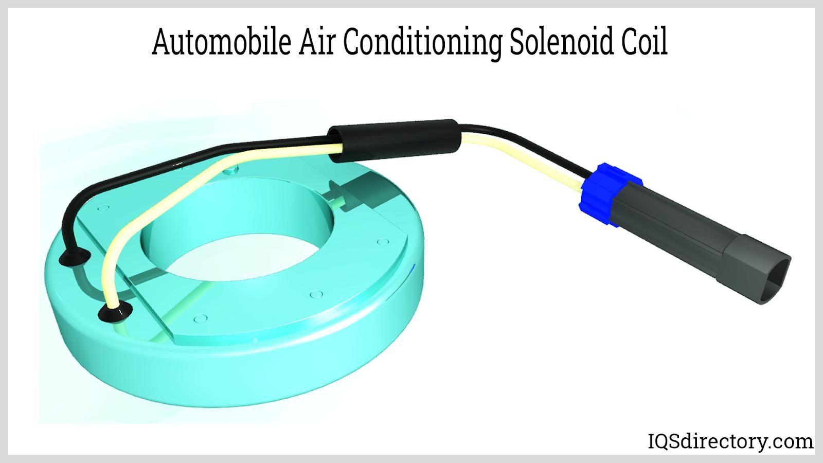 Automobile Air Conditioning Solenoid Coil