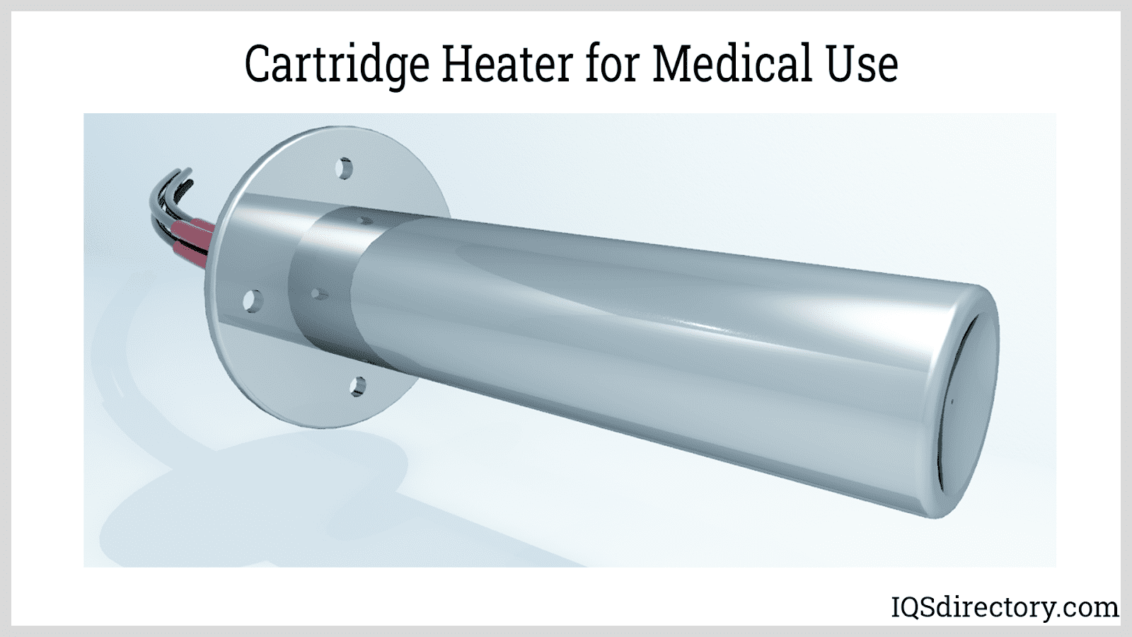 Cartridge Heater for Medical Use
