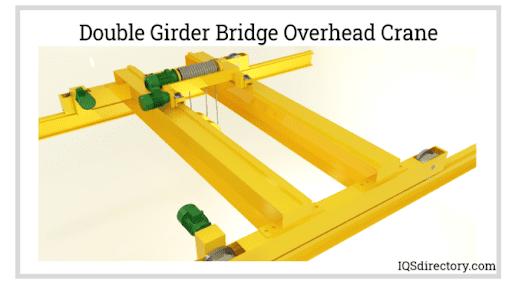 Double Girder Bridge Overhead Crane