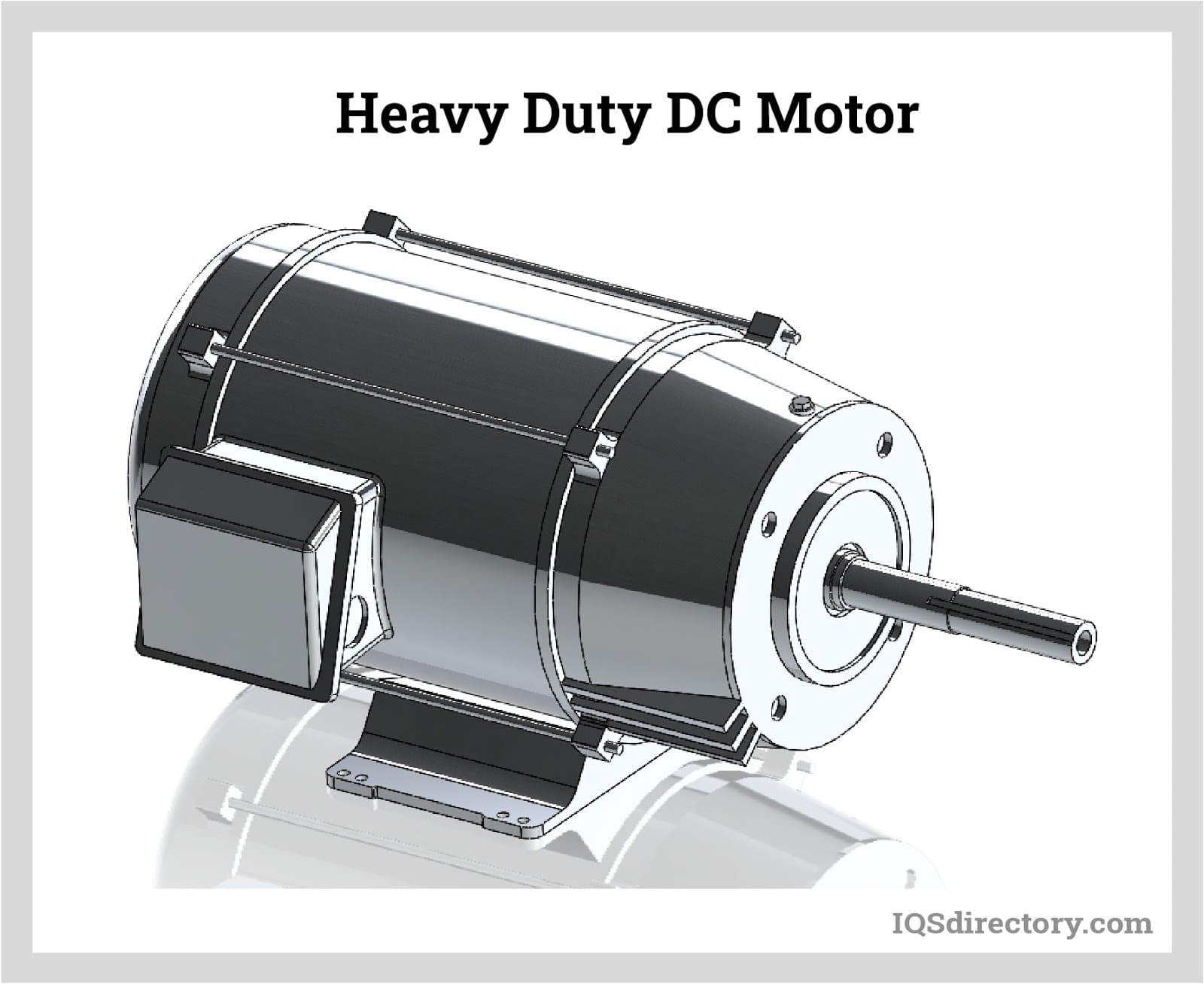Heavy Duty DC Motor
