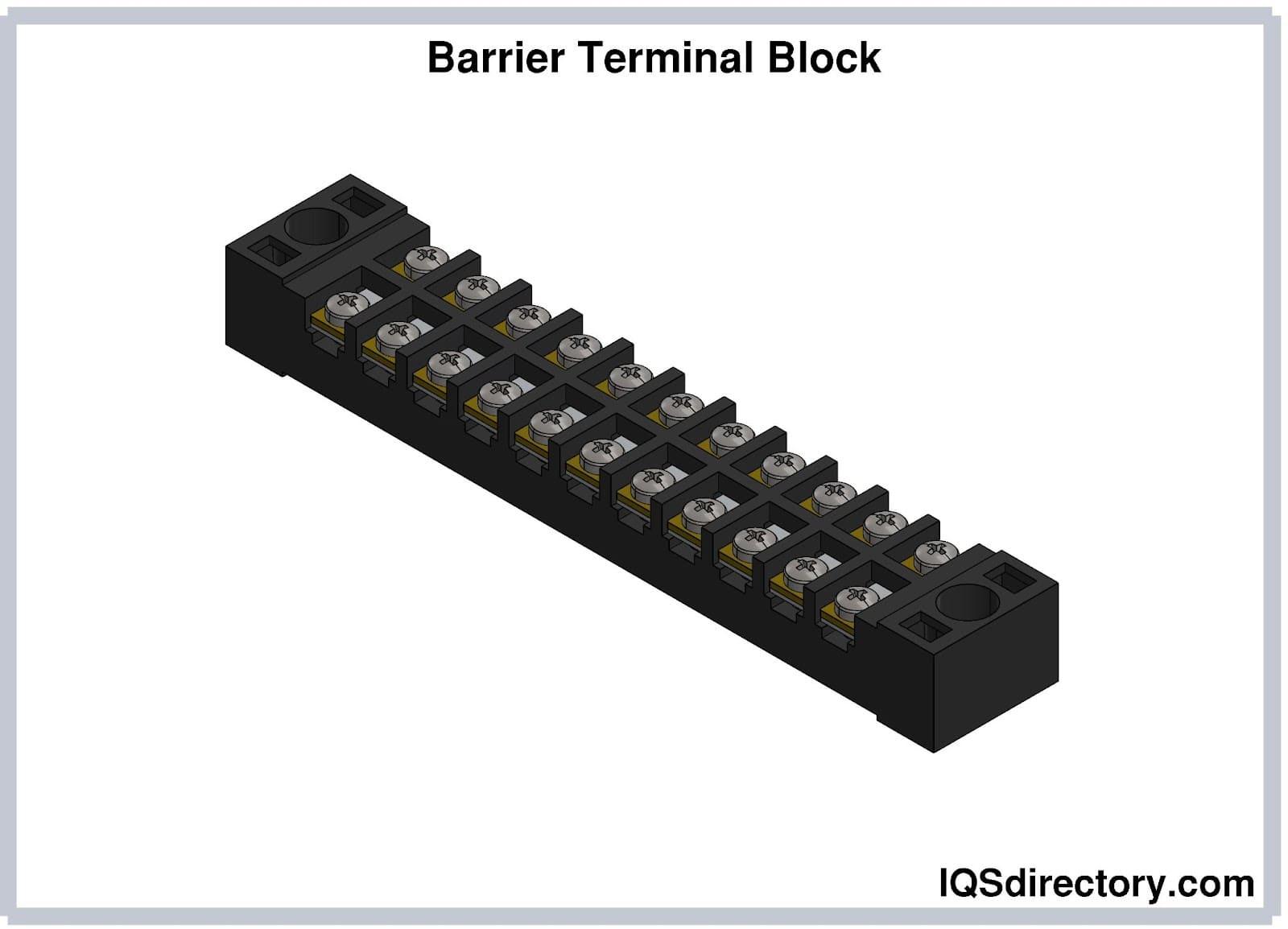 Barrier Terminal Block
