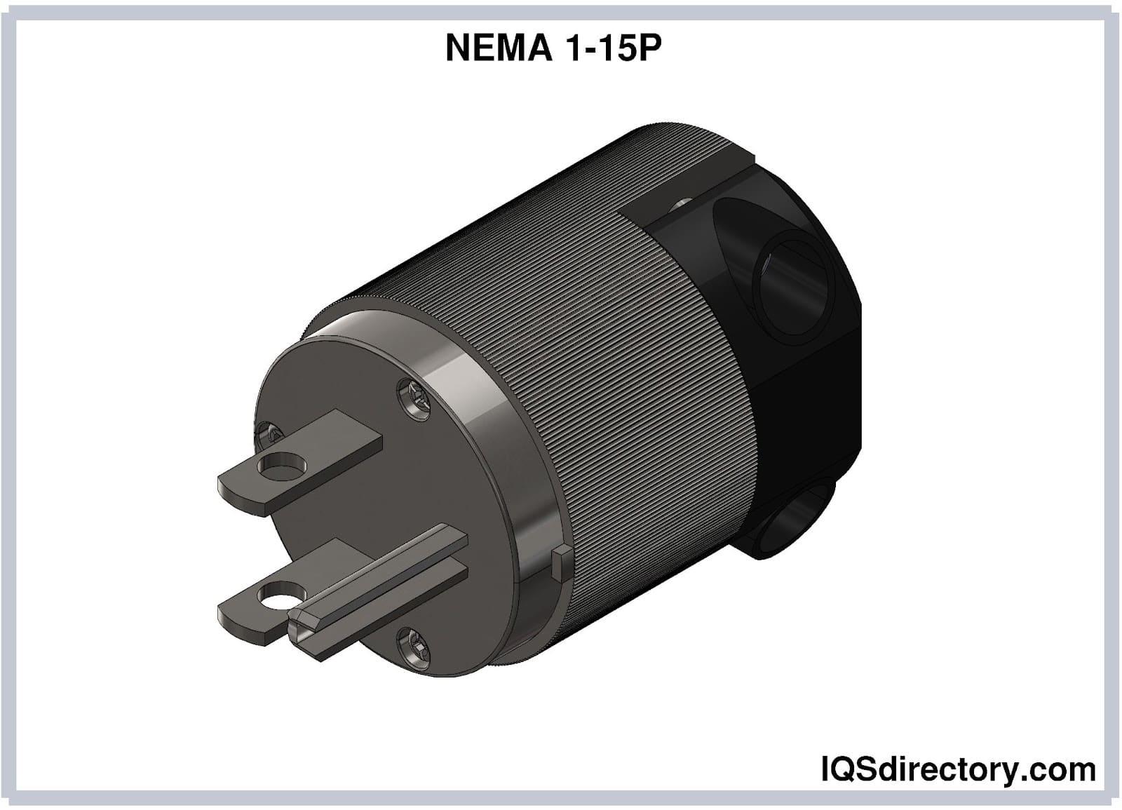 NEMA 1-15P