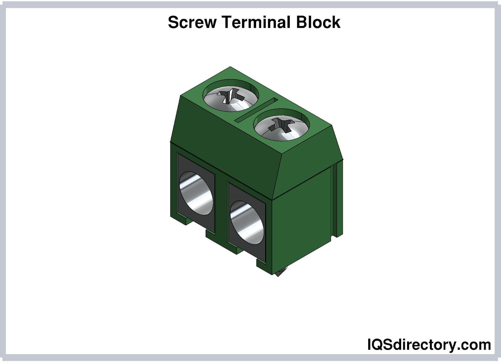 Screw Terminal Block