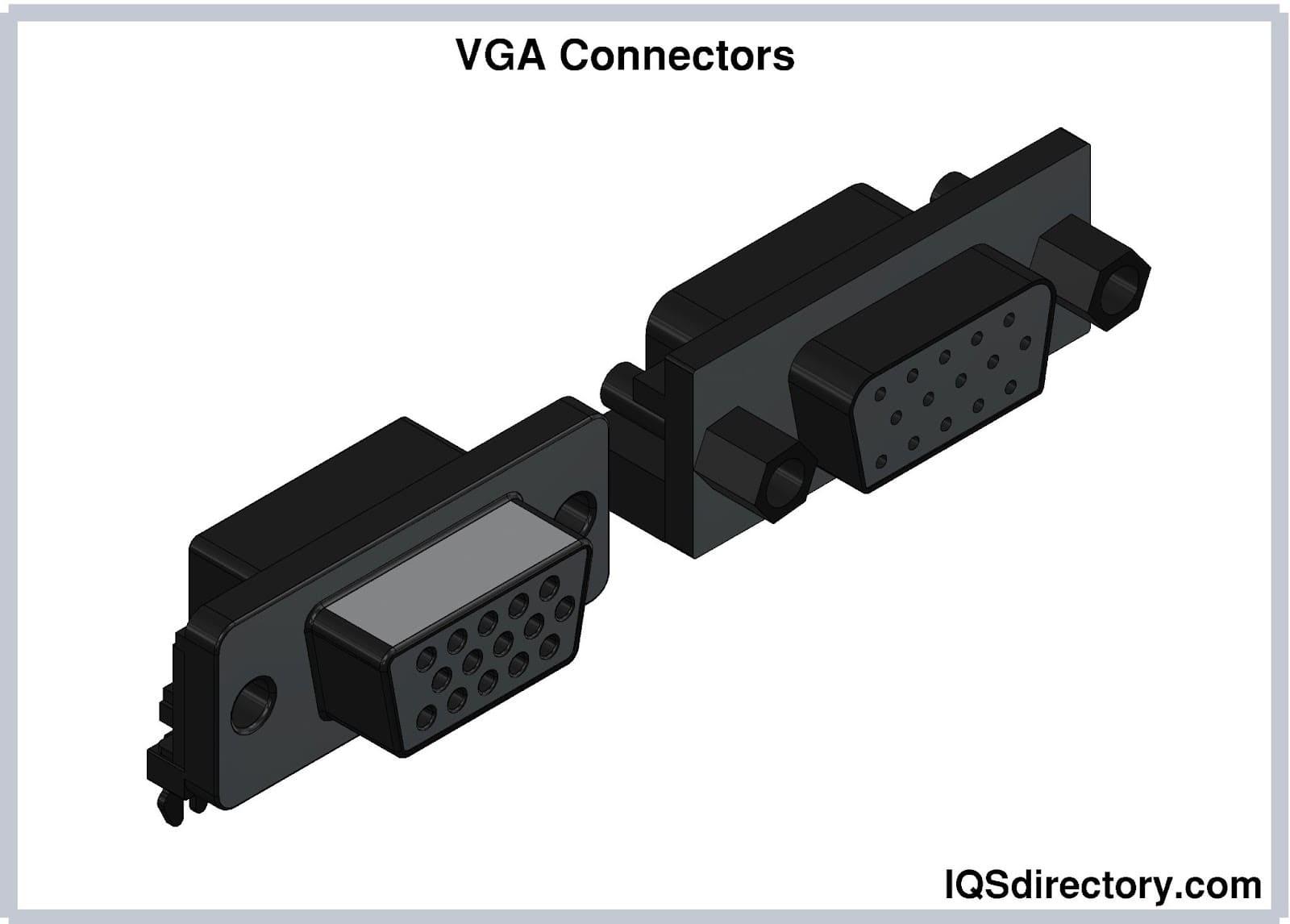 VGA Connectors