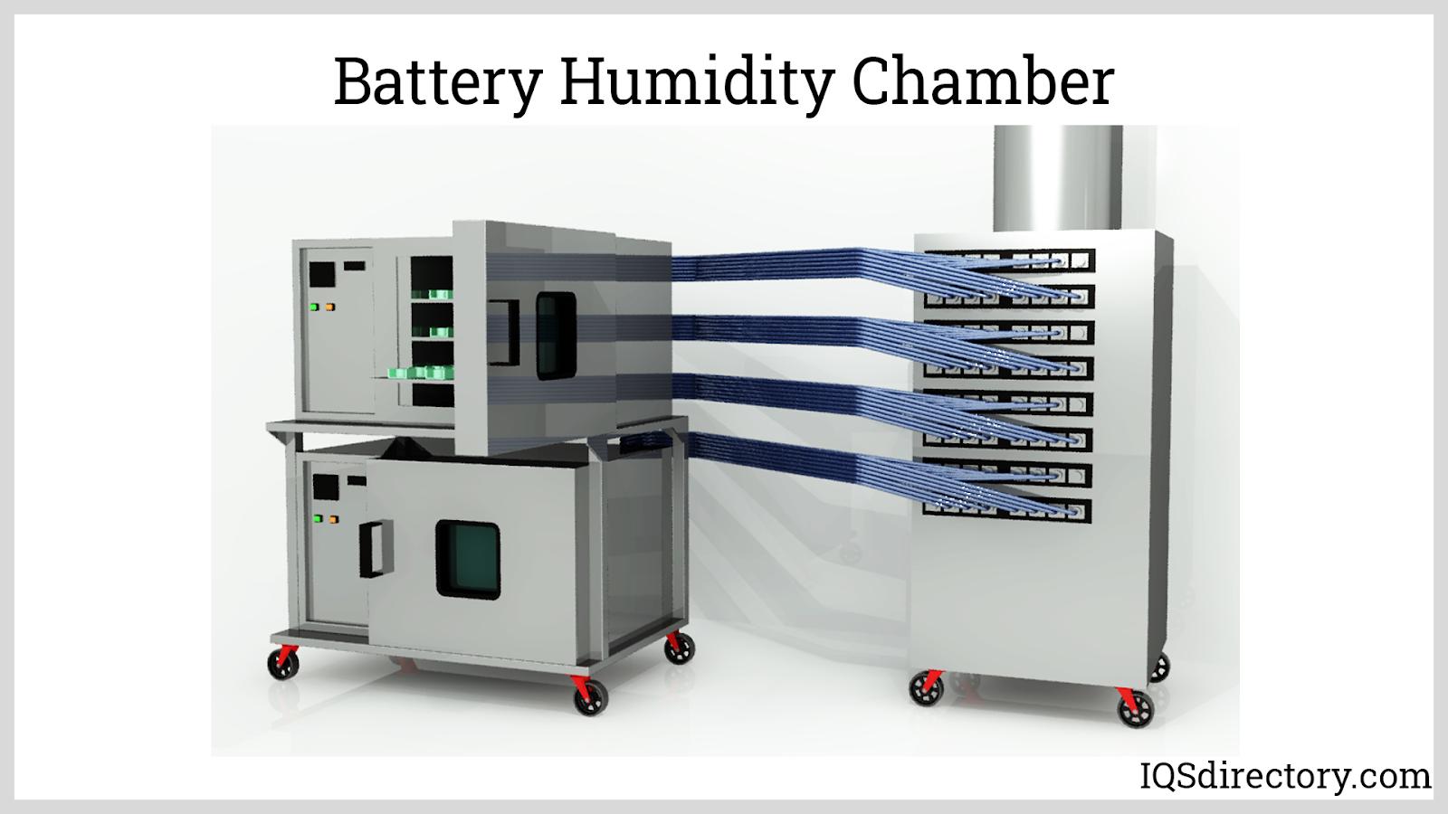 Battery Humidity Chamber