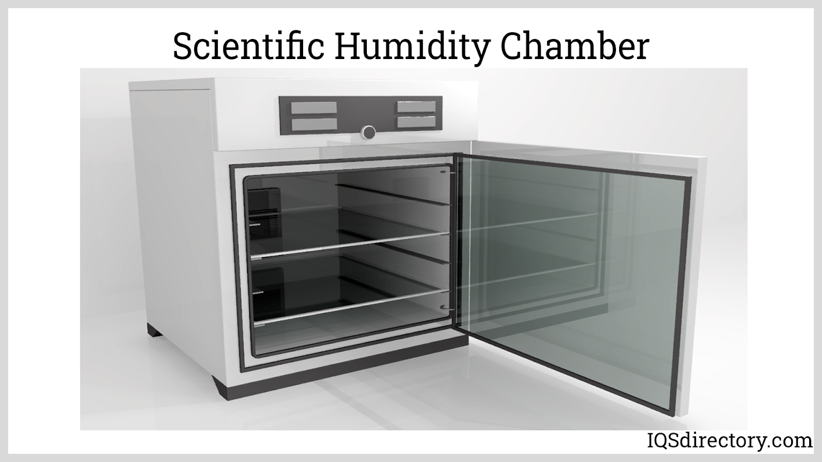 Scientific Humidity Chamber