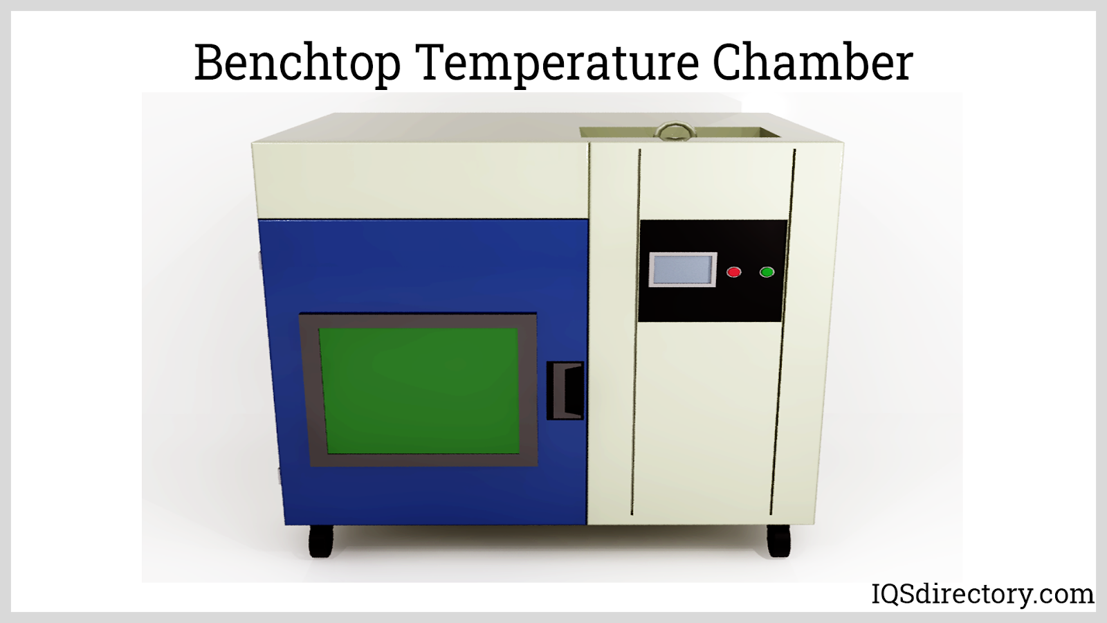Benchtop Temperature Chamber