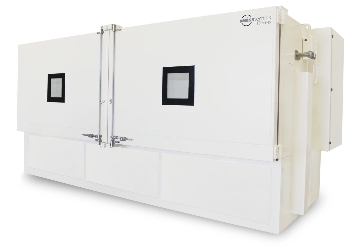 Horizontal Thermal Shock Testing Chamber