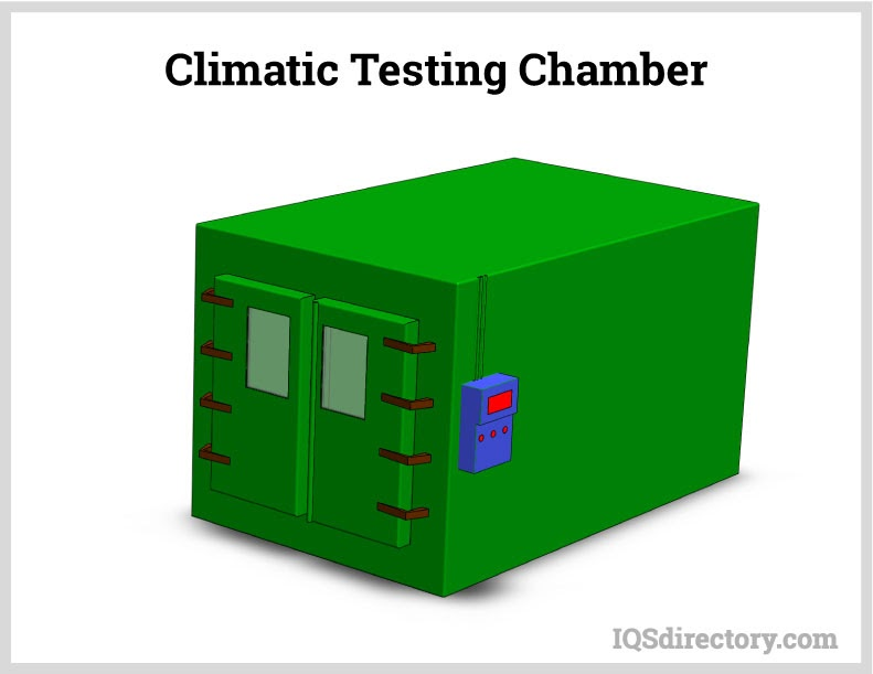 Climatic Testing Chamber