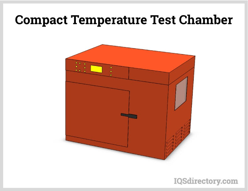Compact Temperature Test Chamber