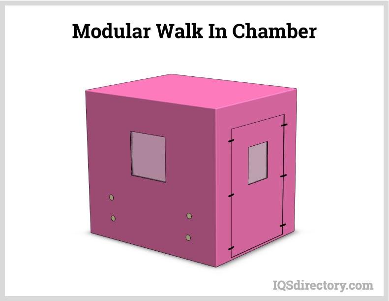 Modular Walk-In Chamber