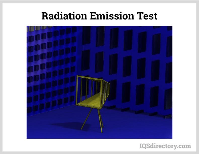 Radiation Emission Test