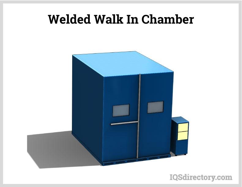 Welded Walk-In Chamber