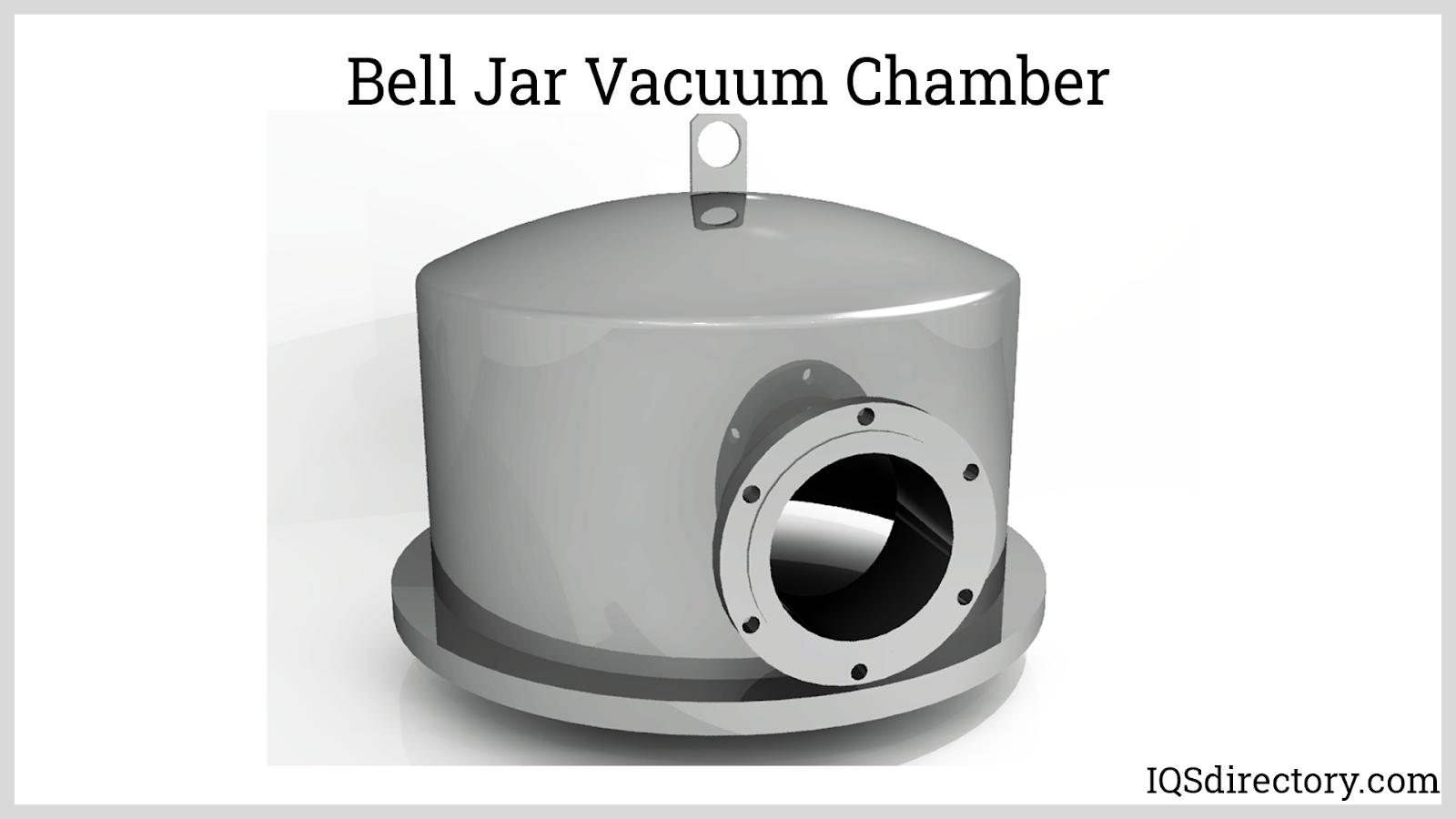 Bell Jar Vacuum Chamber