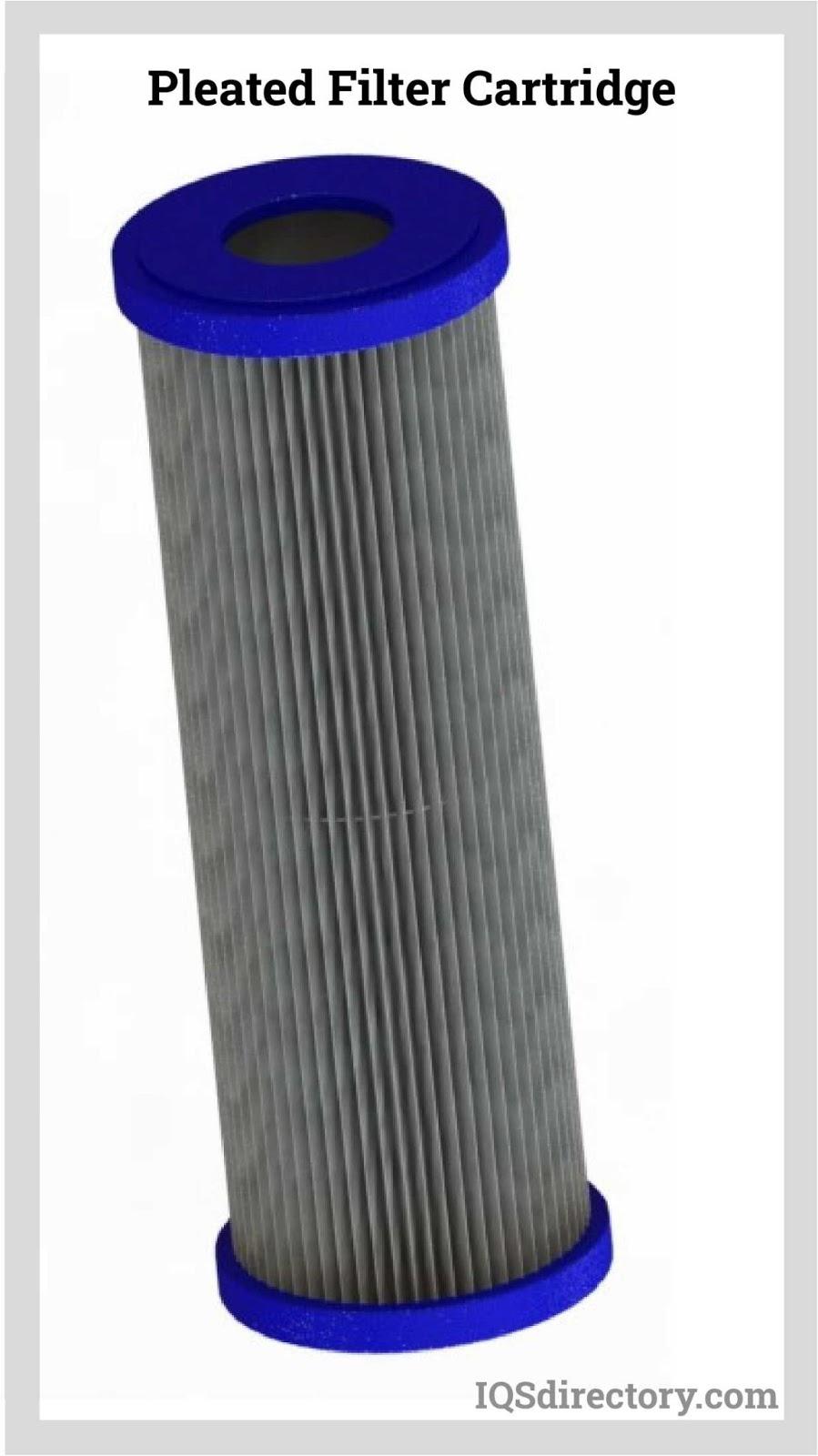 Pleated Filter Cartridge