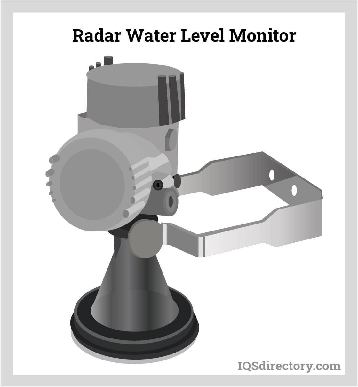 Radar Water Level Monitor
