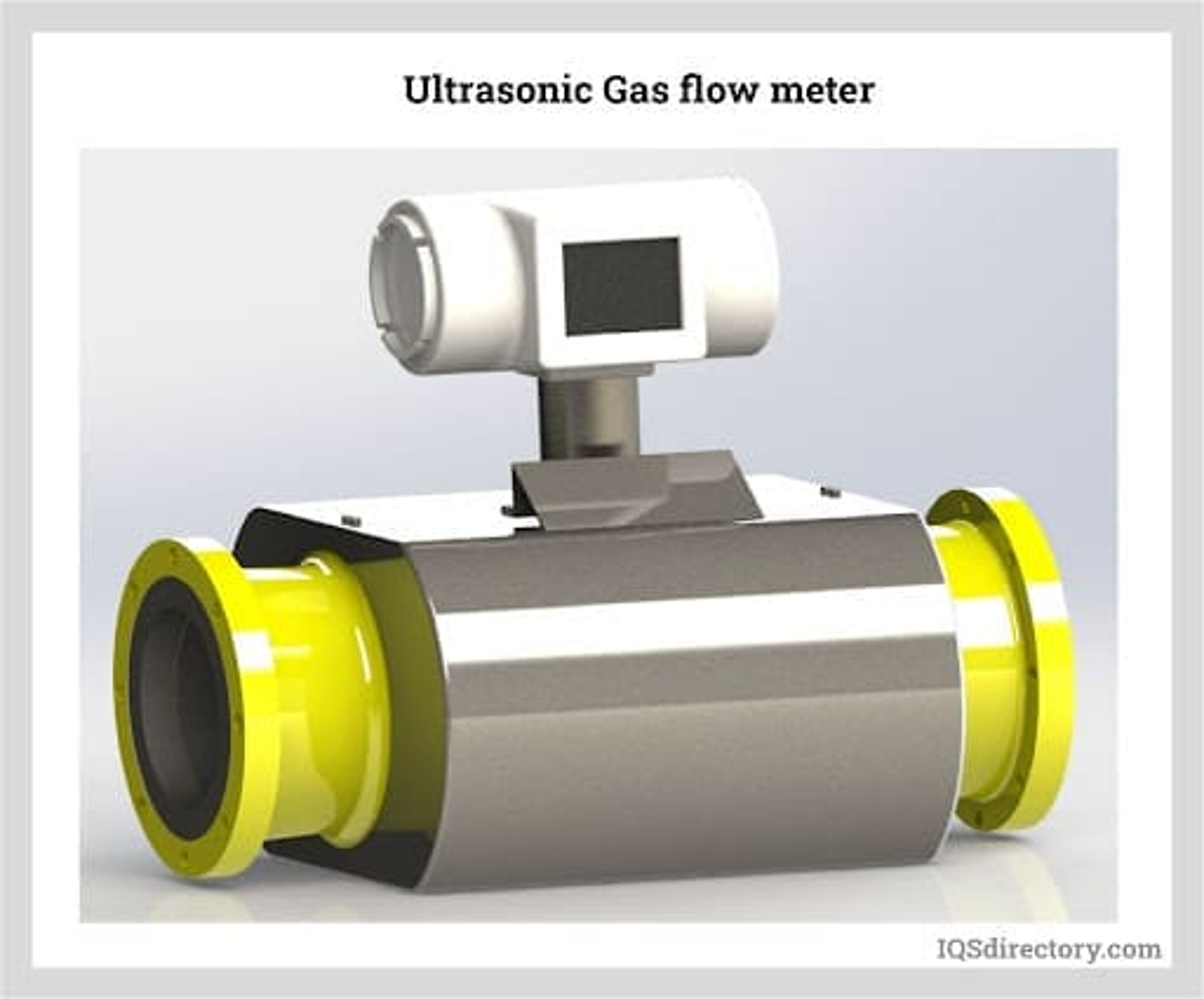 Ultrasonic Gas Flow Meter
