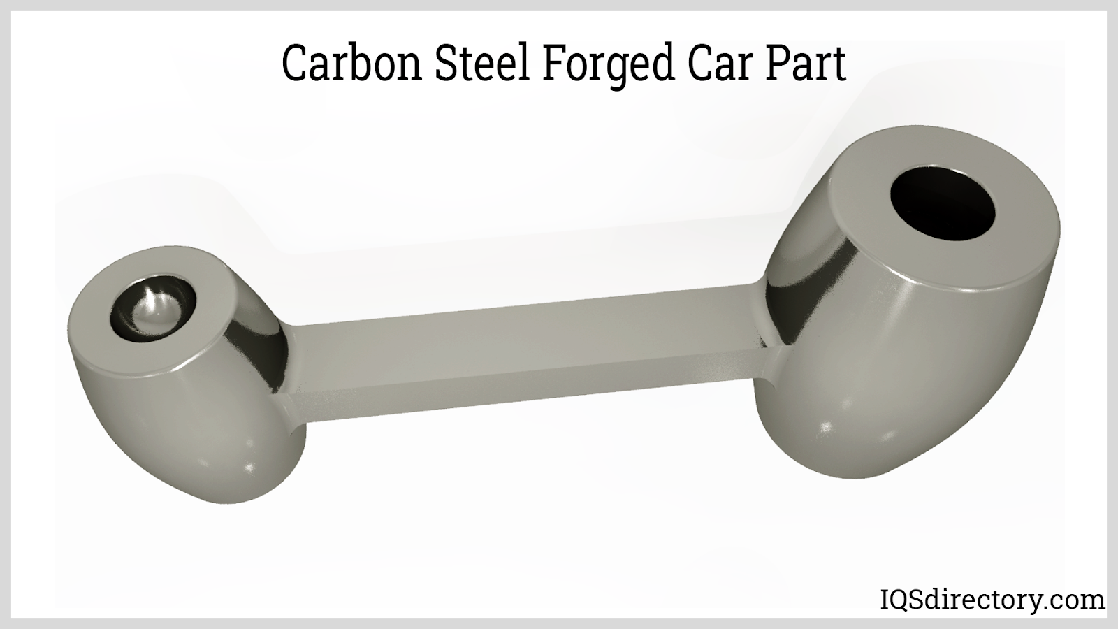 Carbon Steel Forged Car Part
