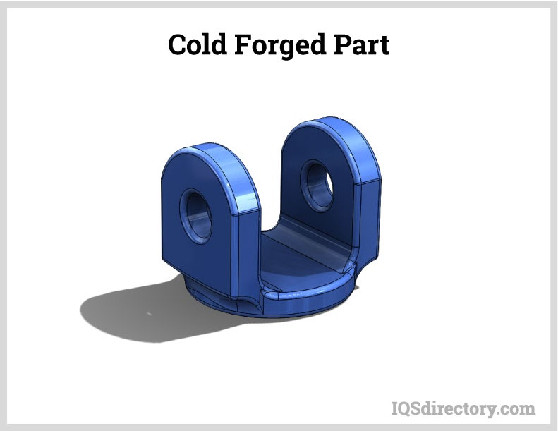 Cold Forged Part