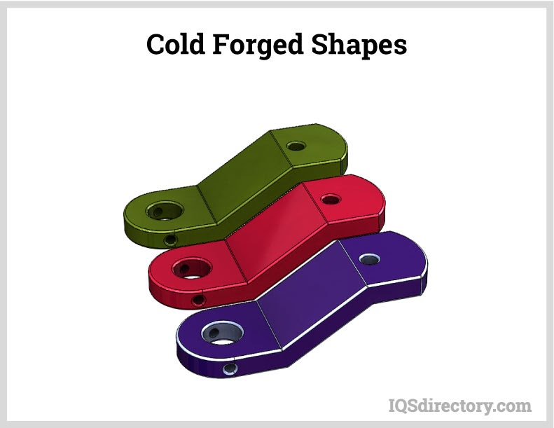 Cold Forged Shapes