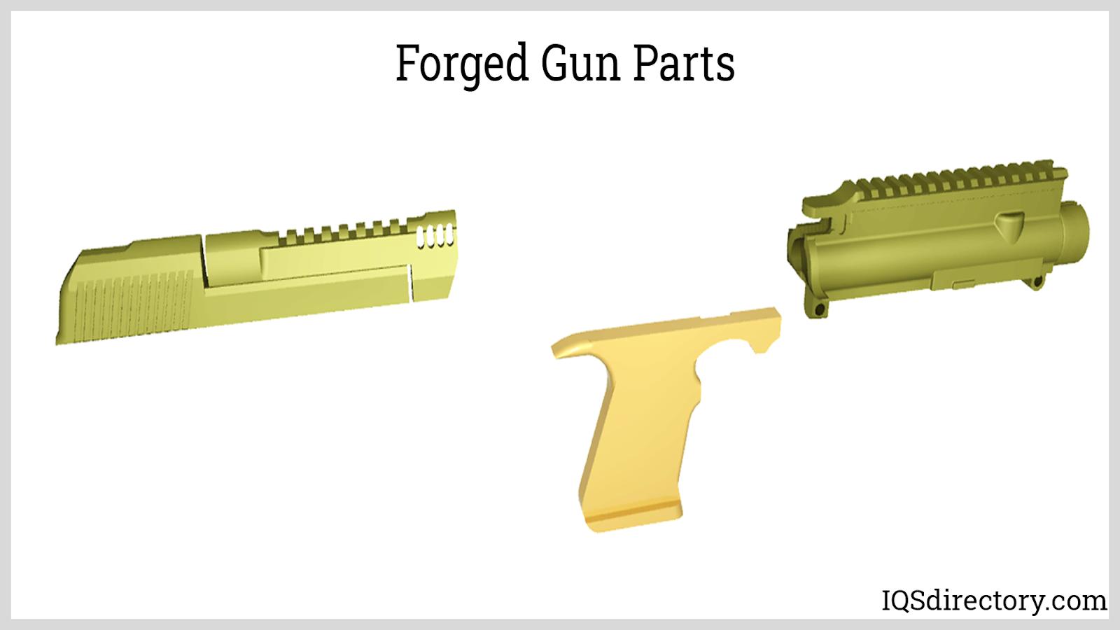 Forged Gun Parts